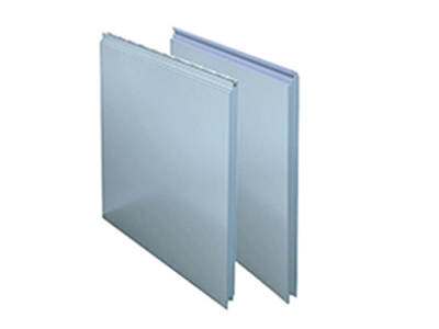 新型金属墙面夹芯板系统